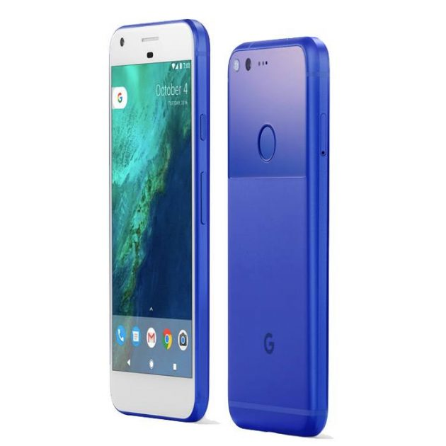 Google Pixel Blue