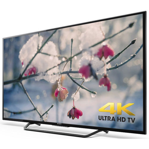 Widescreen 4K SUHD TV